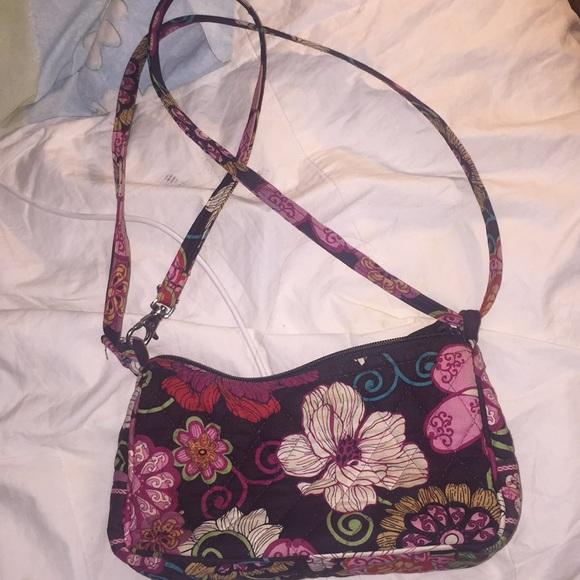 0be82e9c32a Vera Bradley Bags   String Cloth Floral Purse   Poshmark